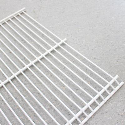 Entrepaño Platinum 100x42 cm Plastificado Blanco