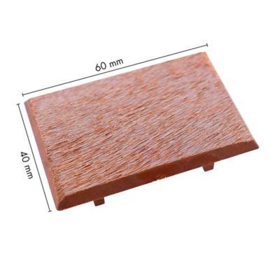 Tapa Madera Plastica WPC Ekowood H60-40  Teka