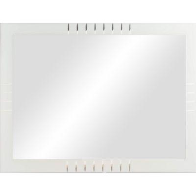 Espejo de baño 60x80 cm marco frosting