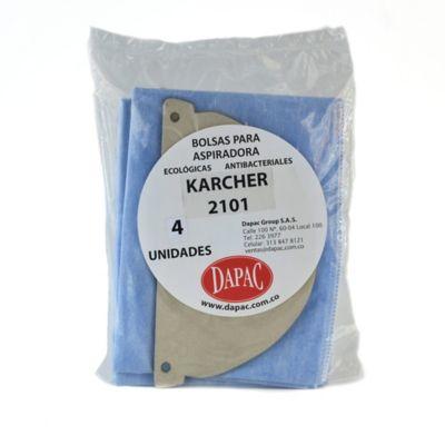 Bolsa Aspiradora Karcher 2101 X4 Und