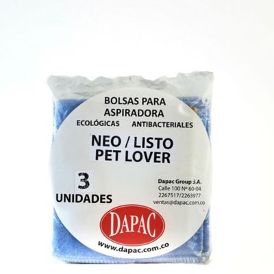 Bolsa para Aspiradoras Neo / Listo/ Petlover X3 Und