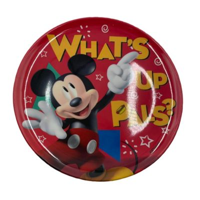 Plato 20 Cm Melamina Mickey