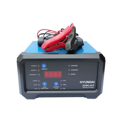 Cargador Bateria 10A-50A