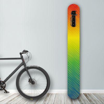 Soporte de Pared para Bicicleta Diseños Bike Rainbow