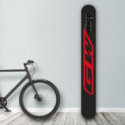 Soporte de Pared para Bicicleta Diseños Gw Black/Red