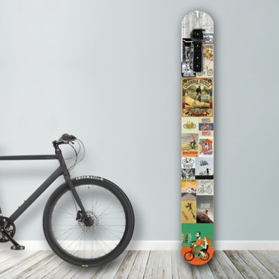 Soporte de Pared para Bicicleta Diseño Bike Posters