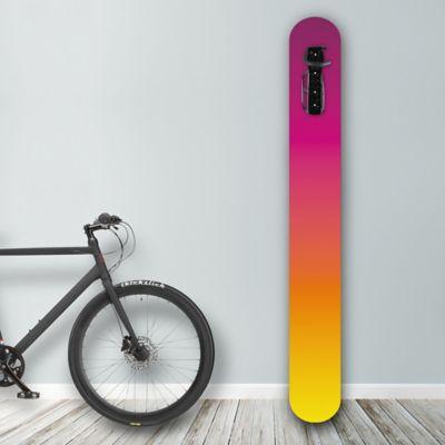 Soporte de Pared para Bicicleta Diseños Orange To Pink