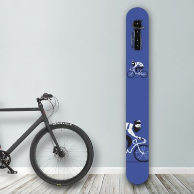 Soporte de Pared para Bicicleta Diseño Lets Ride