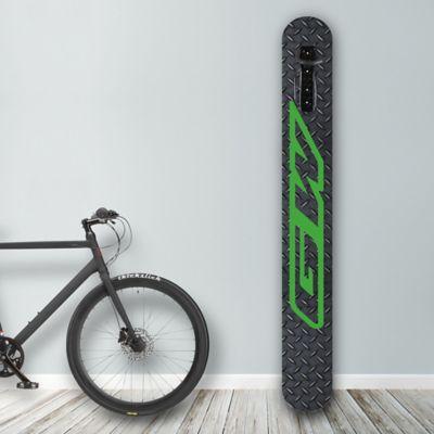 Soporte de Pared para Bicicleta Diseños Gw Green/Steel