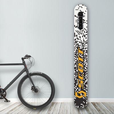 Soporte de Pared para Bicicleta Diseños Scott Pixels