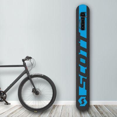 Soporte de Pared para Bicicleta Diseños Scott Gray/Blue