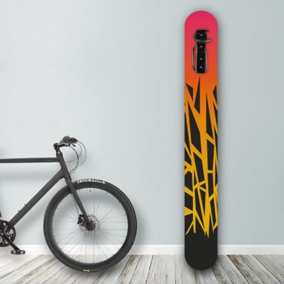 Soporte de Pared para Bicicleta Diseño Country Sunset