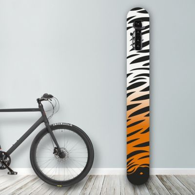 Soporte de Pared para Bicicleta Diseño Animal Print