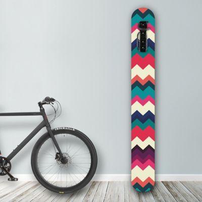 Soporte de Pared para Bicicleta Colorful Mountains