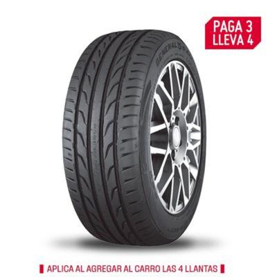 Llanta 215/45ZR17 91W XL Fr G-Max RS