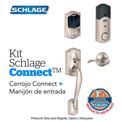 Kit Connect Camelot Satín + Manijón Derecho + Instalación