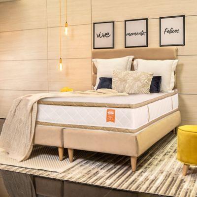Colchón Sencillo Honey Pillow 100x190x29cm Jacquard