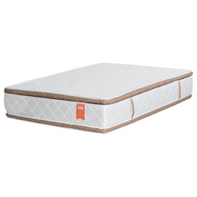 Colchón Queen Honey Pillow 160x190x29cm Jacquard