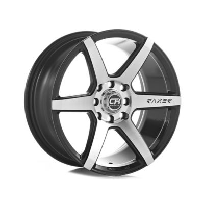 Rin 16 Aluminio 3738 Negro