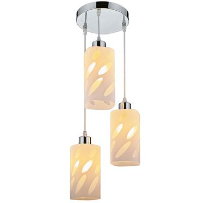 Lámpara Colgante New Dallas 3 Luces E27