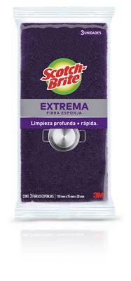Esponja Extrema Pack x3 x60
