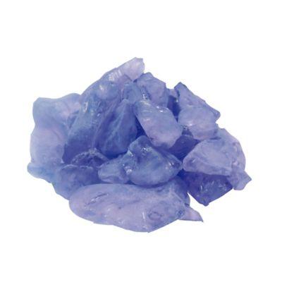 Bolsa Cuarzo Violeta Vidrio 8 cm