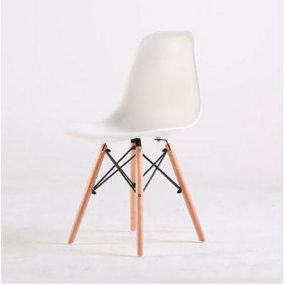 Silla Eames Adulto 42x50x82 Blanco