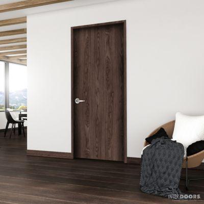 Puerta Carbon 65x235 cm