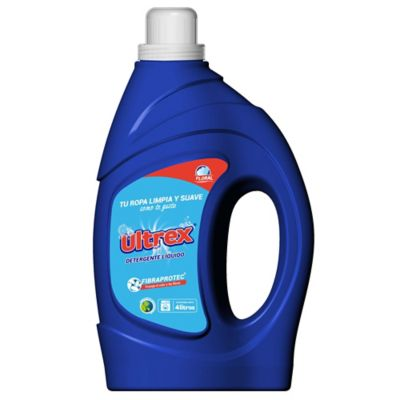 Detergente Liquido Ultrex Floral Nf 4 Litros
