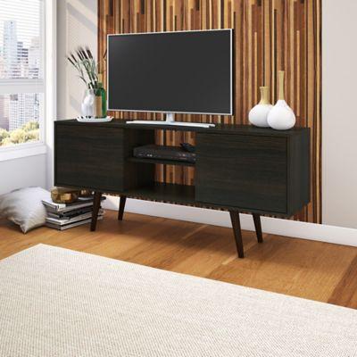 Mesa para TV de 55 Pulgadas Ecuador 59.5x136x33 Tabaco