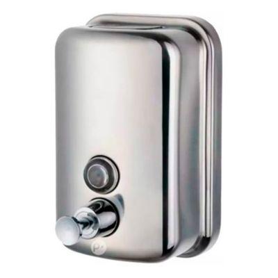 Dispensador de Jabón Liquido 500ml Metal