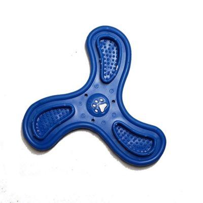 Boomerang en Goma Color Azul