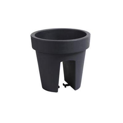 Matera de Baranda 25 x 23 cm Negro