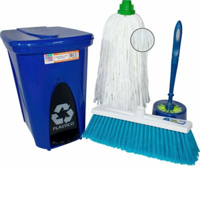Combo Limpieza Concept Azul