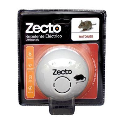 Zecto Repelente De Ratones Eléctrico