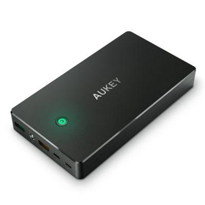 Batería Externa de 20000 Mah Carga Rápida 2.0