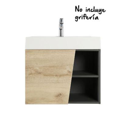 Mueble De Baño Fussion Vital 60 cm con Lavamanos