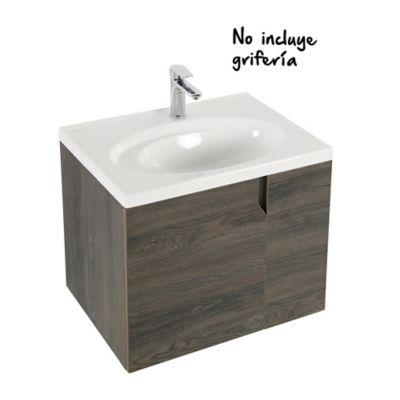 Mueble De Baño Elipse Vital 60 cm con Lavamanos