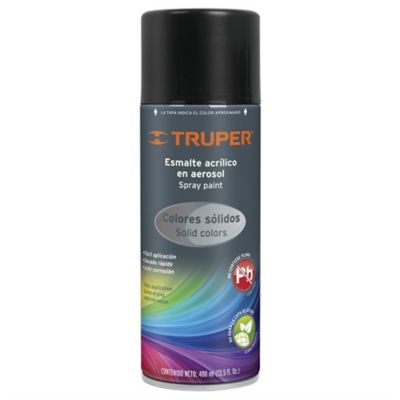 Aerosol Color Solido 400 ml Transparente