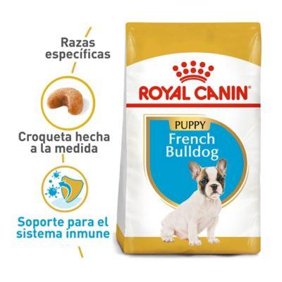 Alimento Raza Bulldog Frances Puppy 1.3Kg