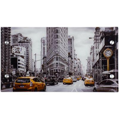 Tablero Escritorio Vidrio Nueva York 105x58cm