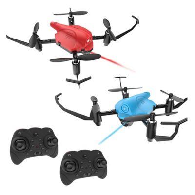 Mini Dron HS177 De Batalla Duo