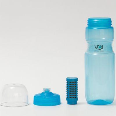 Botella con Filtro Azul (8681-1)