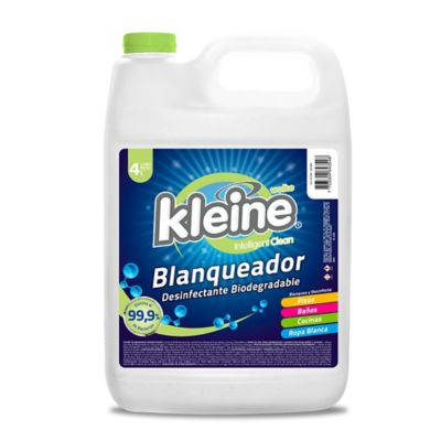 Blanqueador Desinfectante x4000ml
