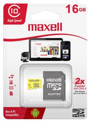 Tarjeta Micro SD 16 GB Class 10