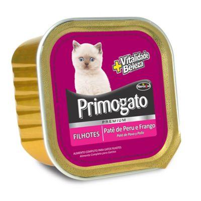 Pate Primo Gato Cachorros Pavo Y Pollo