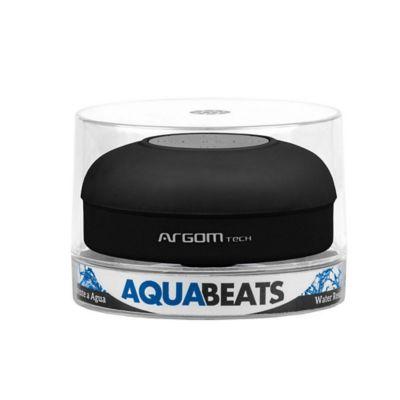 Parlante Inalámbrico Resiste al Agua Aquabeats Negro Arg Sp 2801bk