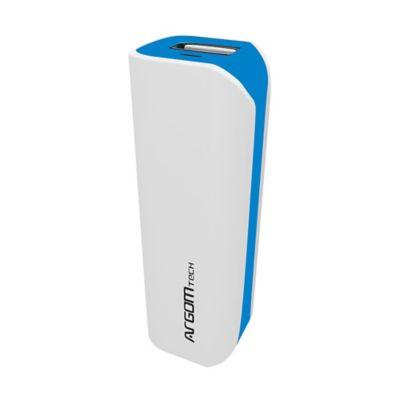 Cargador de Batería Externo 2500mah Azul 1 Usb