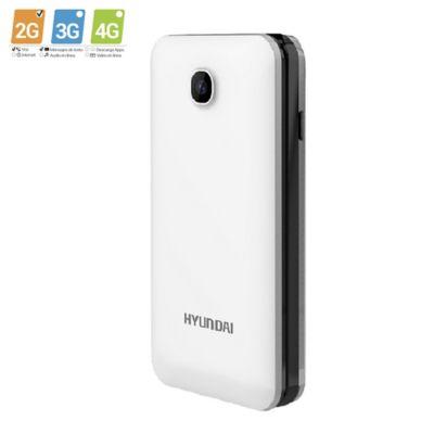 Celular D275d Single Core Blanco 32MB