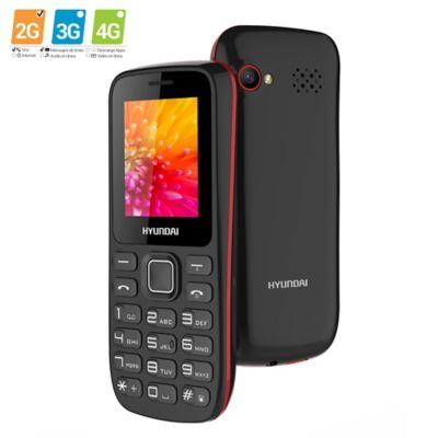 Celular 32 Mb 260mhz Single Core Negro D245n
